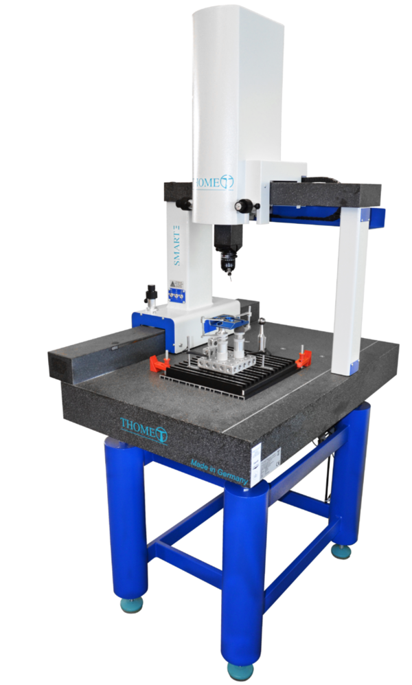 Manuelle Messmaschine  SMART 600*400*300 mit Renishaw Tastkopf PH6, Messtaster TP20 und CAD-Import
